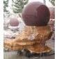 曲阳石雕 各种规格喷泉风水球及大理石雕刻