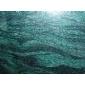新礦幻彩麻板材染色成的幻彩綠