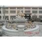美人鱼雕刻喷泉 广场雕刻 园林雕刻 石雕 喷水池 喷水球 雕刻