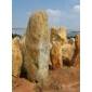 黄蜡石、英石、黄皮水石、太湖石、刻字石、鹅卵石、花雨石