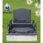 供应中国式墓碑 中式墓碑 国内墓碑 黑色墓碑 雕刻