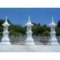 惠安石雕 石制灯塔 石雕 园林景观 园林建筑 雕刻