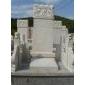 白理石墓碑