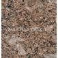 棕红麻石材