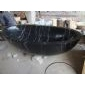 T-009出口英国黑色�大理石浴缸(BATH TUB)
