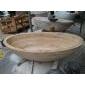 T-005米黄洞石浴缸(BATH TUB)