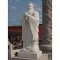石雕孔子像、主席像等各种名人像、伟人像、古人雕像。