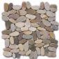 鵝卵石網貼石,雨花石網貼,馬賽克網貼,膠粘石