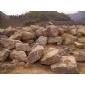 自然山石。桐庐石