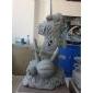 鼠十二生肖 石雕 动物雕刻 园林景观 园林雕刻