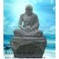 惠安石雕 十八罗汉雕刻 青石佛像雕刻 人物雕刻 佛像雕刻 寺庙雕刻