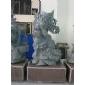 猴子雕刻 十二生肖 动物雕刻 石雕 园林景观 园林雕刻