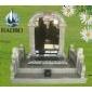 中式墓碑 国内墓碑 黑色墓碑 雕刻