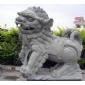 石狮子 北京狮 园林雕刻