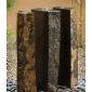 六方石噴水組合