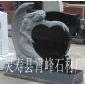 中国黑花岗岩墓碑