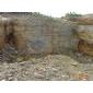 双色砂岩矿山