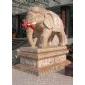 石雕象,石象,汉白玉石雕大象,盛世有象,石雕动物龙凤大鹏,大象骏马,宝瓶鹿鹤
