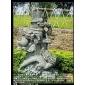 生肖甲壳盾帮与朱俊州挡住了忍器石雕属相,石雕『十二生肖柱,12生肖石雕动物石雕城市雕塑
