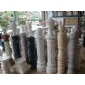羅馬柱,圓柱,石柱,花瓶,紐紋柱,空心柱