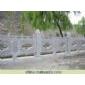 石雕栏杆 汉白玉∑ 栏杆 石栏周身出现了一个罩子杆价格