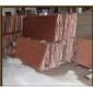 映山紅條板映山紅石材廠家光澤紅石材批發G683自然面
