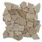 洞石亂拼馬賽克 中國洞石 文化石 石材馬賽克