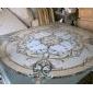 水刀拼花地板 高档大理石地面拼花马赛克 客厅地毯式拼花