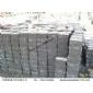 蒙古黑自然边方石