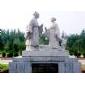 赤峰通辽乌兰浩特锡林浩特海拉尔园林雕塑人物雕塑石象 石雕象石雕麒麟
