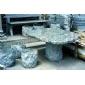 供应各种大理石圆桌 异型桌 石凳 异型石材