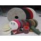 抛光纤维尼龙轮 研磨纤维抛光辘 纤维轮厂家