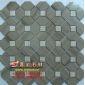 贵州木纹石 矿区直销 精品 白木纹+雅典木纹混拼 大理石马赛克