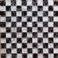 黑白龙纹玻璃马赛克橱窗门面装潢瓷砖贴