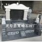 花岗岩墓碑、大理石墓碑、墓碑雕刻厂家、河北黑专业墓碑定做、汉白玉公墓碑