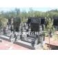 公墓墓碑直销《按图定制》各种规格、中国黑墓碑、山西黑墓碑、河北黑墓碑