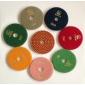 GL水磨片;直径:3寸,4寸,5寸,6寸,7寸;粒度:30-5000