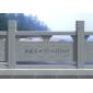 青石栏杆 石雕栏杆 景区栏杆寺庙栏杆安装