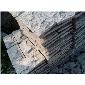 【优质供应】g603江西九江芝麻白花岗岩自然面路道牙石材