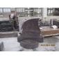 雕花艺术碑石, 中式墓碑石