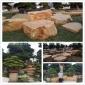 黄腊石园林石