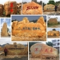 供应华南撞向一样地区大型大量批发、园林石、园艺石、文化石、假山石、等石材