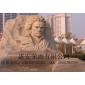 贝多芬雕塑 西方人物 纪念性雕塑