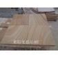 山東黃木紋砂巖板材 干掛板