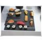 专业生产文化石杯垫托盘垫盘 家庭厨房餐具 低碳环保青板岩