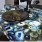 天然玛瑙琉璃复合板