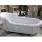 浴缸   汉白玉」浴缸