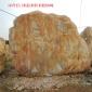 直銷優質超大型景觀石,良好奇石808號大型黃蠟石,刻字石,門面石,招牌石,園林石批發最低價