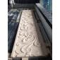 数控雕刻,CNC雕刻,波浪板,工程雕刻,浮雕背景墙,石材雕刻,砂岩浮雕