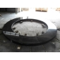 福鼎黑G684  珍珠黑圆形,线条异形加工